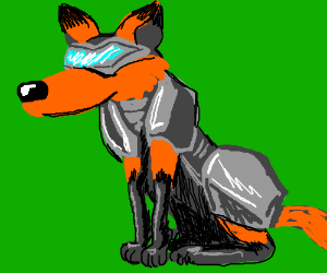 Foxes in 100 years