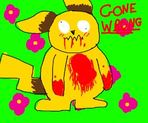 Pokemon gone wrong