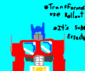 Transformers, robots in disguise