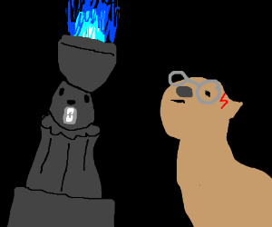 Harry Otter and the Gopher of Fire
