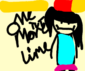 One More Time Vs Literally Me Drawception