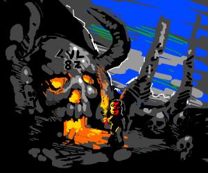 LVL 82 Skull Cave (RPG)