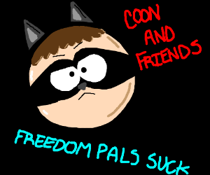 coon and friends (south park)