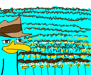 Perry. The platypuses :o