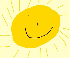 friendly sun