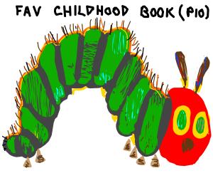 Favorite Childhood Book (P.I.O.)