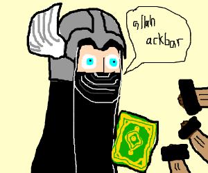 thor in a bukkake