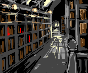 A Grimoire library
