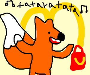 fox mcdonalds