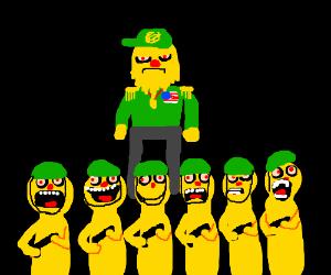 Yellmo Army
