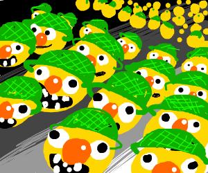 Army of Yellmos