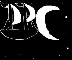 Moon Pirate