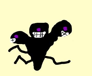 Cerburus Dog Of Hades Drawception