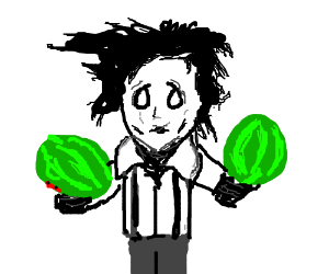 Edward Watermelonhands