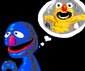 Grover plots revenge against Yellmo.