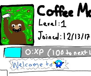 Welcoming Coffee Monster into Drawception