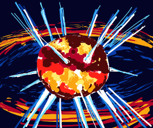 Star Imploding