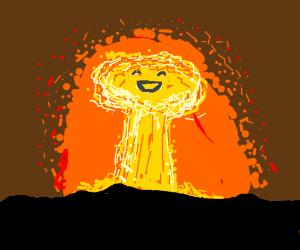 Happy Mushroom Cloud