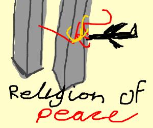 9/11 Drawing P.I.O.