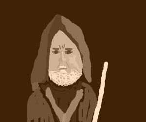 Obi-wan Kenobi's ghost