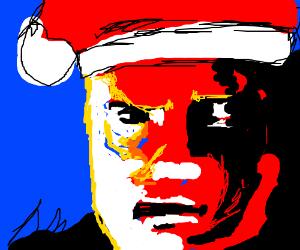Death by Squuegee avatar wearing santa cap