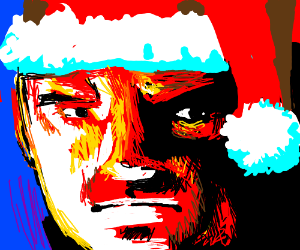Death by Squeegee's Christmas Icon