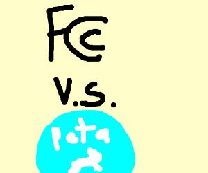 FCC vs ...PETA??
