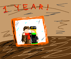 1 Year (Davo & Faith?)