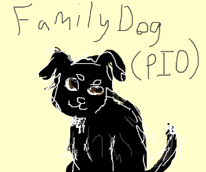 proud family Puff (dog) PIO