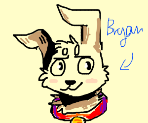 Bryan, who is a dog