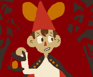 The Beast and Wirt (Over the Garden Wall)