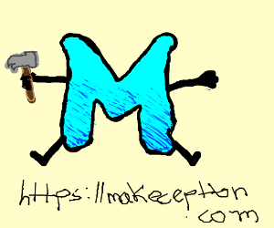ripoff of drawception called makeception