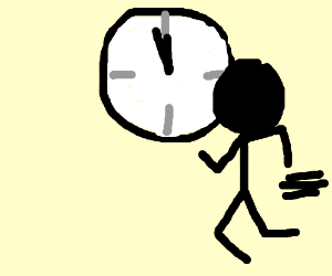 ran out of time on contest drawception drawception
