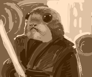 Porg from The Last Jedi