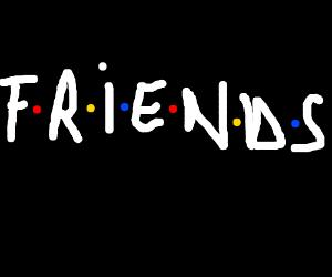 Friends Tv Show Logo 23427 | ENEWS