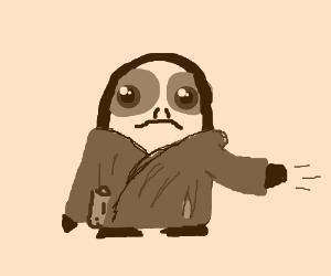 Jedi Porg