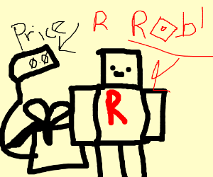 Its Free Roblox Roblox Its Free Drawception