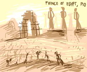 Deliver Us! (Prince of Egypt PIO)