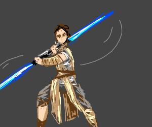 Rey from Star Wars