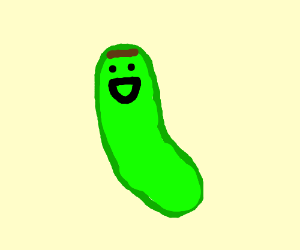 Rick is a pickle