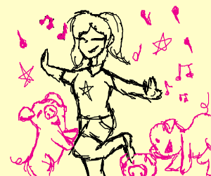Dances with Pigs
