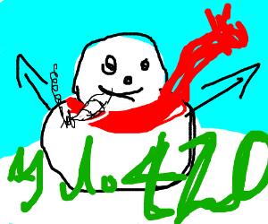 Frosty the Snowman Movie Key Art Soft Gel Case for Amazon ...  Dank Frosty Snowman