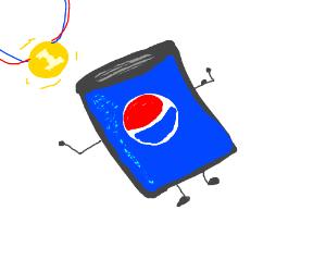 Pepsi Man,Pepsi Man,can do whatever Pepsi can!
