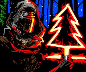 Christmas Kylo Ren