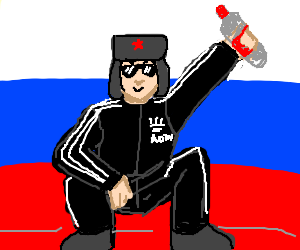 the slav squat!