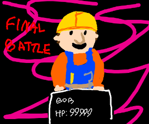 Bob the Builder vs Handy Manny - Drawception