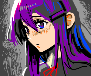Yuri Best Girl Drawception