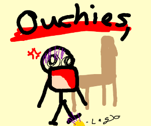 ouchies