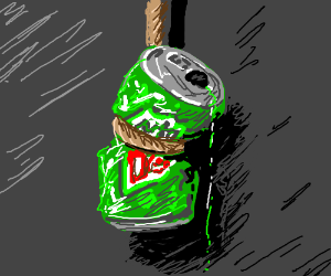 mountain dew commits suicide