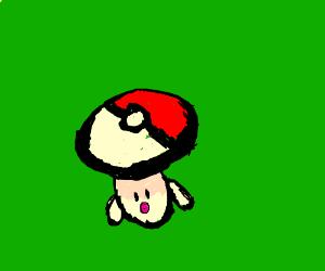 that one smol mushroom pokemon